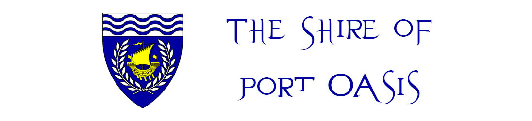 Shire of Port Oasis